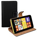 PU Leather Full Body Case with Card for Nokia Lumia 625