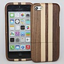 Protective Wood Back Case for iPhone  5C