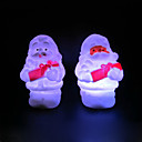 Christmas Snowman Rotocast Color-changing Night Light