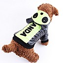 Buy Dog Costume / Coat Outfits Pink Yellow Clothes Winter Animal Cartoon Cosplay Halloween