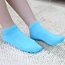 skymoto®5 Paare / Los Frauen verdünnen Unifarben Shorts Socken (Farben mischen)