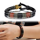 Creative Fashion Leather Men's Bracelet