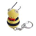 grasso giocattoli portachiavi giallo modello ape