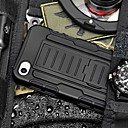 Armor Protective Jacket with Stand and Clip for iPhone 4/4s