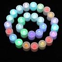 romantisk fødselsdagsgave lette paraffin ført elektronisk stearinlys