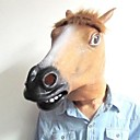 Popular Horse Head Latex Mask for Halloween(Assorted Colors)