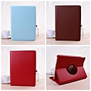 Wkae® Solid Color Litchi Texture Full Body Leather Case with Stand for iPad mini 1/2/3(Assorted Colors)