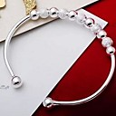 925 Sterling Silver Bracelet Nine Turn Of Fortune