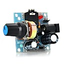 386 Mini Audio Amplifier Module - Light Blue (5~12V)