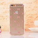 Elegant Design  Pattern  TPU  Soft Cover for iPhone 6/6S