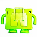 Suspenders pattern Silicone with Stand for iPad 2/3/4