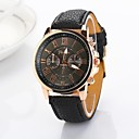 Buy Women Roman Literally Binoculus Pu Leather Brand Luxury Lady Bracket Fashion Dress Wristwatch (Assorted Colors)C&D-261 Cool Watches Unique