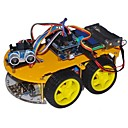 Bluetooth Controlled Robot Car Kits for Arduino (With 2.6