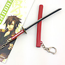 Buy Weapon / Sword Inspired Cosplay Anime Accessories Red Alloy Male Female