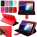 Flip Faux Leather Case with Stand for 7 inch Universal Tablet PC  (Assorted Colors)