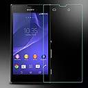 (0.3mm Thin,9H Hardness)2.5D Rounded Edges Tempered Glass Film Screen Protector for SONY Xperia T3 / M50W