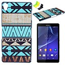 Buy Sony Case / Xperia Z3 Pattern Back Cover Geometric Hard PC SonySony Compact