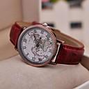 Buy Women's Watch Vintage Roman Map Quartz PU Band(Assorted Colors) Cool Watches Unique Fashion