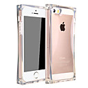 Unique Crystal Clear Ice Cube with LED Flashing Designed TPU Case for iPhone 6 (Assorted Colors)
