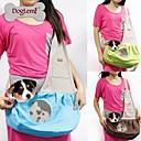 Nature Canvas Single Shoulder Dog Cat Carrier Pet Sling Bag for Pets Dogs