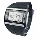 Men's Watch Sports Multi-Function LCD Digital Calendar