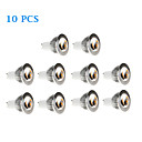 GU10 7W 30 SMD 2835 480 LM Warm White / Cool White T LED Corn Lights AC 220-240 V