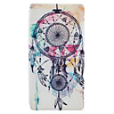 Dreamcatcher Windbell PU Leather Full Body Case with Card for Sony Xperia M2 S50h