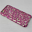Hollow-Out Flower Pattern Hard Case for iPhone 6 Plus (Assorted Colors)