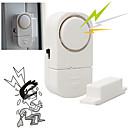 Wireless Window Door Entry Burglar Alarm Home Safety Security Guardian Protector Magnetic Sensor Warning Alert System