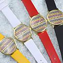 - Analog - Bettelarmband - Armbanduhr - für Damen