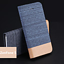 Jeans PU Holder Mobile Phone Case for ZenFone 5 (Assorted Colors)