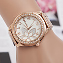 Buy Z.xuan Women's Steel Band Analog Quartz Casual Watch Colors Cool Watches Unique