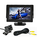 Buy RenEPai® 4.3 Inch Monitor + 170°HD Car Rear View Camera High-Definition Wide Angle Waterproof CMOS