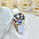 Geneva/ Women's Butterfly Quartz Watch Style (Assorted Colors)