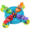 Children's toys, games, the little green frog game toy baby toys