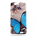 Buy Butterfly Pattern TPU Hard Back Cover Case Huawei Ascend G7
