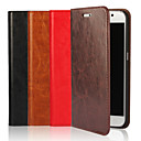 Buy Samsung Galaxy Case Wallet / Card Holder Stand Flip Full Body Solid Color Genuine Leather SamsungS7 edge S7