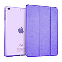DF®Luxury Supper Slip Auto Sleep/Wake Up PU Leather Full Body Case  for iPad Air 2 (Assorted Colors)