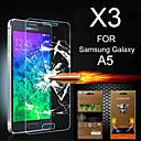 ultime absorption des chocs protecteur d'écran pour Samsung Galaxy a5 (3 pièces)