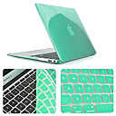 Buy Solid Color Newest Crystal Full Body Case Keyboard Cover Macbook Air 11.6 inch (Assorted Colors)
