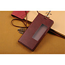 Buy Huawei Case Stand / Windows Flip Full Body Solid Color Hard PU Leather HuaweiHuawei P9 P8