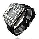 Buy Women Rhinestone Watches Fashion Diamond Watch Lady Wristwatches Luxury Relojes Casual Dress Cool Unique