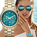 Fashion Women Watch Quartz Watch Gold Wrist Watch