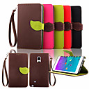 Buy Wallet Card Holder PU Leather Flip Case Cover Samsung Galaxy Note 4/Note 3/Note 2/Note Edge