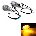 20 LED Motorcycle Turn Signal Indicator Light for Harley Chopper bullet (2 Pcs)