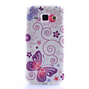 Buy Samsung Galaxy Case Pattern Back Cover Butterfly TPU J1 / Grand Prime Core 2 Alpha Ace 4