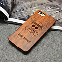 Buy Wooden iphone Case ONE PIECE Anime Pirates Hard Back Cover iPhone 6 Plus/6s Plus