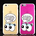 Buy TPU Silk Pattern Big Eye Cases iPhone 6 Plus/iPhone 6S Plus(Assorted Colors)