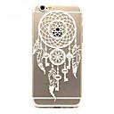Buy Key Campanula Pattern TPU Cell Phone Soft Shell iPhone 6