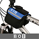 Buy BOI® Bike Bag 1.9LBike Handlebar Waterproof / Zipper Shockproof Wearable Bicycle 600D Ripstop Cloth Cycle